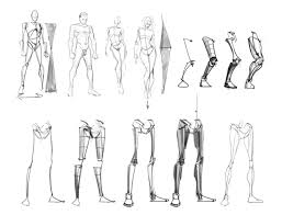 9 Drawing Refs Simple Human For Free Download On Ayoqq Cliparts