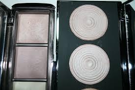 makeup revolution radiance palette vs hourglass ambient lighting close up