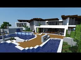 maison de luxe moderne maison design map minecraft pe maison de luxe map maison moderne