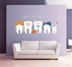 cik1533 full color wall decal teeth family dentist dental surgery hospital clinic http getfreecharcoaltoothpaste tumblr  on dental surgery wall art with cik1533 full color wall decal teeth family dentist dental surgery