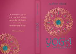 mandala book cover yoga