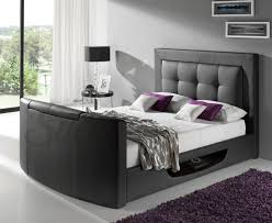 Bed With Tv Built In Bedding Best Tv Beds With Built In Tvs Qosy Bed With Tv Built In