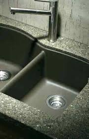 replace undermount sink setting a fitting into vanity unit installing in wood bathroom on marble with