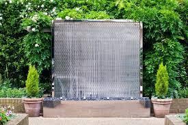 garden fountains outdoor garden fountains shocking wall fountain
