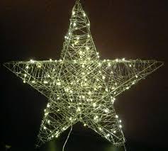 Drahtstern 120 Led 58 Cm Fensterstern Lichterstern Weihnachtsstern