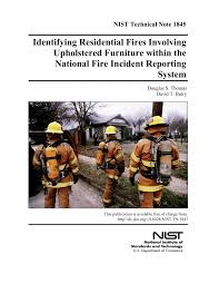 Pdf Identifying Residential Fires Involving Upholstered