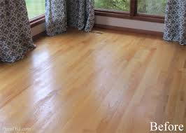 this non toxic all natural rer for hardwood floors works great without damaging your health