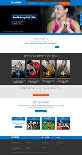 gym website design 17 best fitness and gym website design inspiration web design