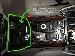 2008 e70 x5 3 0 center console cigarette lighter socket xoutpost com 2009 bmw x6 fuse box diagram name 2008 e70 x5 3 0 center console jpg views 24500 size 777 1