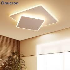 <b>Omicron Modern LED</b> Ceiling Light Creative DIY Geometric Art ...