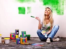Pitturare Muri Esterni Di Casa : Dipingere casa tecniche e consigli