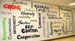 character counts what people are doing six pillar mural shows texas elementary school s values