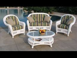 White Resin Wicker Chairs White Wicker Outdoor Bar Stools