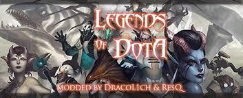 legends of dota