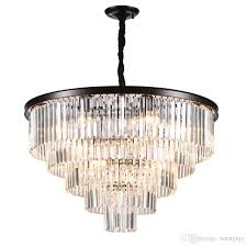 american er crystal chandeliers led pendant metal room lights led lighting chandelier dining room hanging fixtures clear crysta 100 240v chandelier