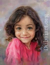 realist child portraits