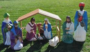 light up nativity sets for outdoors unique life size outdoor nativity set with wooden le no