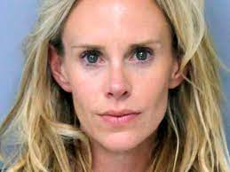 Krista Glover, Lucas Glover's wife ...