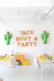 office party decorations. cinco de mayo party decor ideas taco bout a sign tacos and tequila office decorations