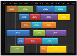 Office 2010 Gantt Chart Template Timeline Excel 2010 Template Free Download And Software