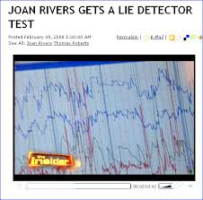 The Relevant Issue 142 John Grogan Is Not A Polygraph
