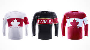 Nike Nhl Jersey Size Chart Hockey Canada And Nike Unveil Team Canada Jersey For 2014