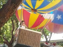 gilroy gardens day trips from san jose ca balloon flight ride