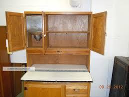 Hoosier Kitchen Cabinet 120 Vintage Sellers Oak Kitchen Cabinet Lot 120 Oak Sellers Brand