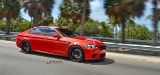 black bmw m5 with black rims. black strasse wheels sakhir orange bmw m5 bmw with rims