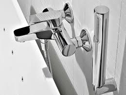 wall mounted bathtub mixer with hand shower wind bathtub mixer with hand shower by