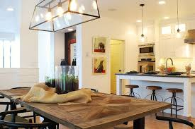 modern farmhouse dining room kitchen in lighting inspirations 6