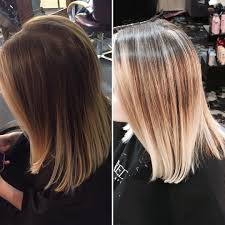time to soften the ombre and start being a platinum blonde and of course with olaplex colorcorrection by nicole mcminn aura sandy springs