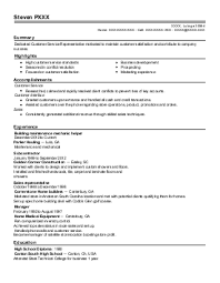 call center resume examples in lula  ga   livecareercall center resume samples in lula