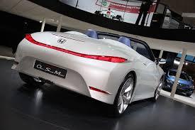 2018 honda s2000. fine 2018 2018 honda s2000 rear view on honda s2000