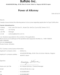 Letter For Power Of Attorney 000000009 Airstation Cover Letter Power Of Attorney Letter