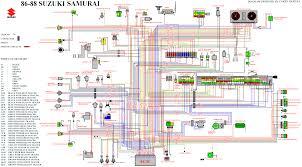 86 suzuki samurai wiring diagram 2000 Suzuki Grand Vitara Wiring Diagram 2000 Grand Vitara Starter Relay