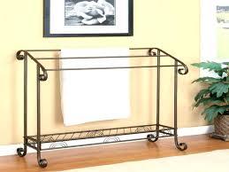 towel rack with hooks. Towel Rack With Hooks Acrylic Bars Over The Shower Door Best .