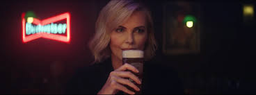 Bud Light Platinum Commercial Actress Watch Charlize Theron In Budweisers New Reserve Copper