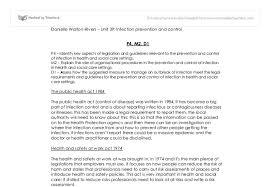 control essay infection control essay