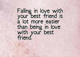 Falling In Love With Your Best Friend Quotes Impressive Top 48 Falling In Love With Your Best Friend Quotes Status Quotes