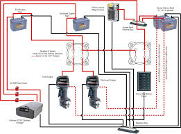 marine dual battery switch wiring diagram wiring diagram blue sea systems add a battery dual circuit system west marine