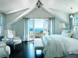 image of small beach themed room