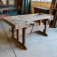 if you are in the market for a strong and sy antique workbench loaded with character we are confident we have a piece that will meet your personalized