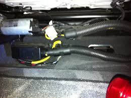 black box wiring harness under drivers seat hanging loose now i m not exactly having any issues anything electrical but wanted to make sure this couldn t become a problem and i couldn t really a
