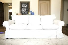 pottery barn frame with an slipcover ikea rp chair cover white does the sofa fit basic custom made cover fits chair