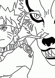 Small Picture Naruto coloring pages prinable free Naruto coloring sheets