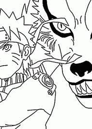 Naruto Coloring Pages Prinable Free Naruto Coloring Sheets