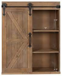 cates wood wall storage cabinet with