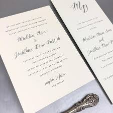 Madeline Sims and Drew Parrish's wedding invitations featured the prettiest  combination of two of our favorite … | Invitations, Wedding invitations,  Instagram posts