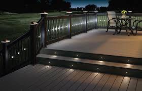 In Deck Lighting Outdoor Recessed Lighting Deck Deck Lighting Backyard